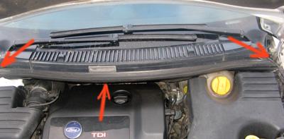 форд гелакси фильтр салона